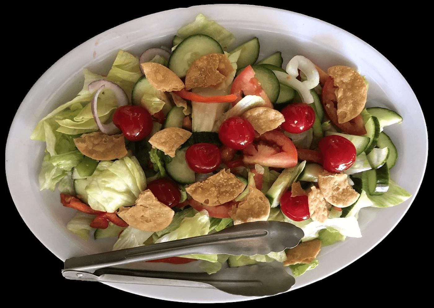Salad Plate